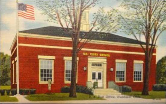 Hubbard High School #2 (1920)--Hubbard, Ohio | Ohio, High ... |Hubbard City Schools Ohio